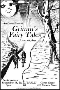 GRIMM'S FAIRY TALES dir. Joel Frapart, Morgan Hillan, Cody Lucas 2008