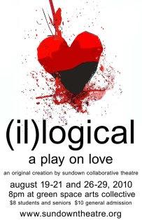 (IL)LOGICAL by Tashina Richardson, Cody Lucas, George Ferrie, & Olivia Emile 2010