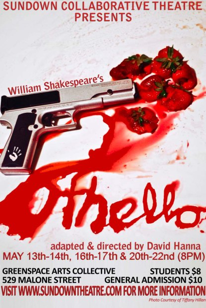 OTHELLO by William Shakespeare dir. David Hanna 2009
