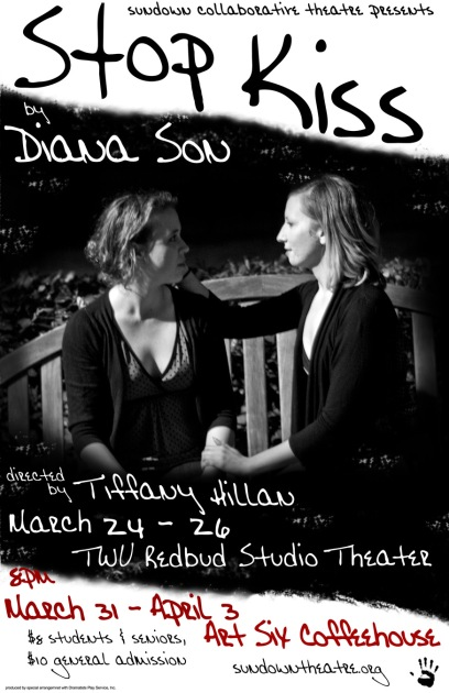 STOP KISS by Diana Son dir. Tiffany Hillan 2011