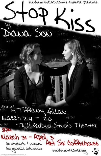 STOP KISS by Diana Son dir. Tiffany Hillan 2011
