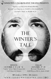 THE WINTER'S TALE by William Shakespeare dir. Kashina Richardson 2014